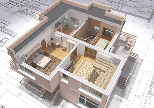 Проект реконструкции и перепланировки домов