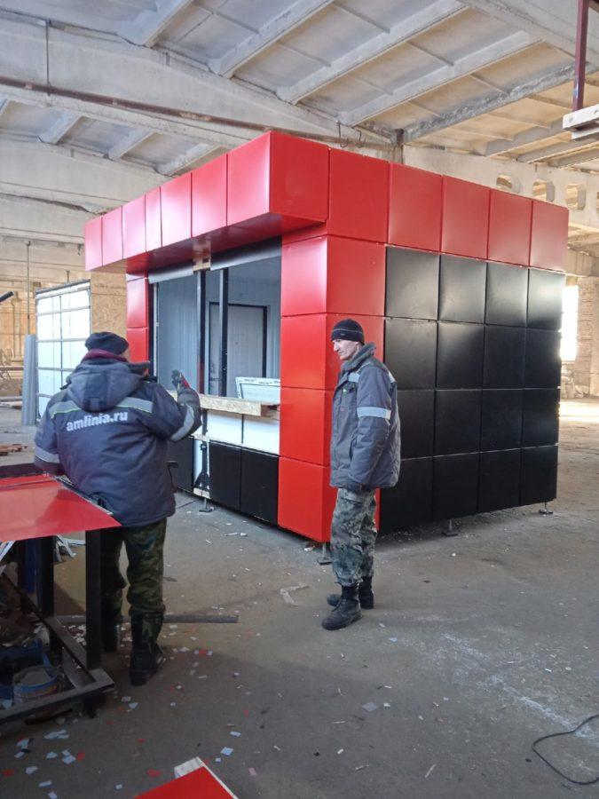 киоск в Борисоглебске